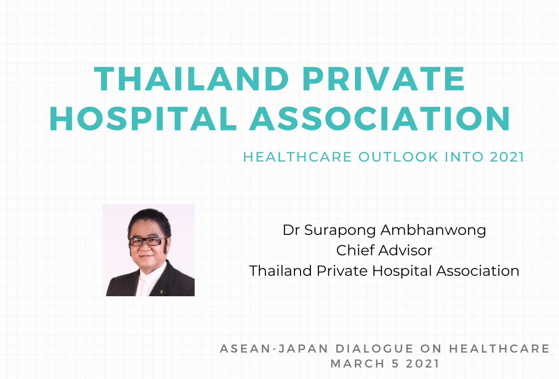 thailand healthcare