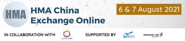 Join us at HMA China Exchange Online