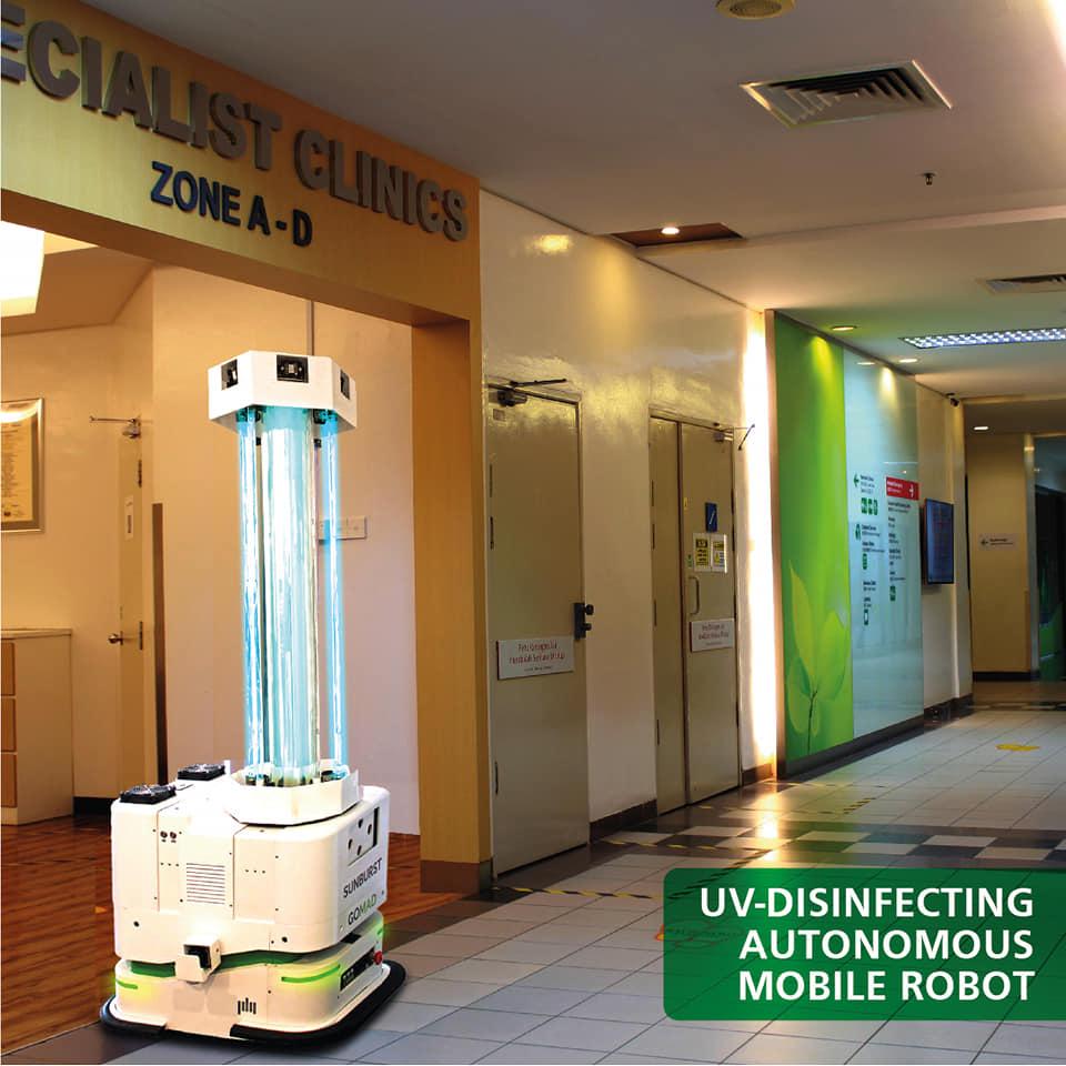 UV robot