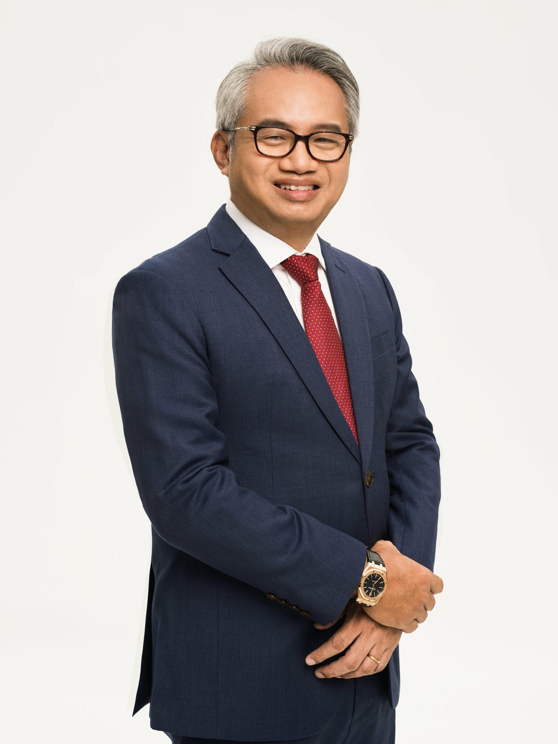 TE Asia CEO
